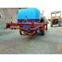 农田杀虫喷药车悬挂喷杆式喷雾机500L 7.5米农用拖拉机带的打药机13184116297