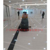 柳州超市商场洗地机做保洁无污渍