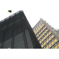 勾搭网格天花吊顶产品定做,广州拉伸铝网板厂家