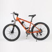 厂家直销山地电动车 禧马诺变速250W水壶电池电动自行车ODM订制