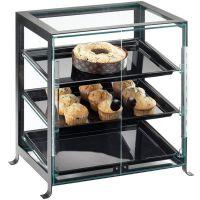 深圳代理原装美国CAL-MIL 1574-S-13 三层台面式糕点展示柜甜点面包陈列柜