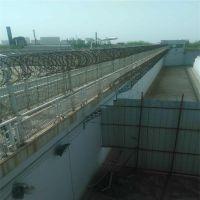 监狱围墙高压电网安装公告