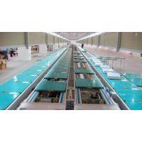 电脑液晶显示器总装生产线回收_液晶电视机装配流水线收购