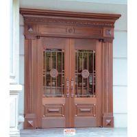 复合门|双开|四开门|单开门|子母门|别墅仿铜门产品图片价格