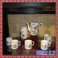 新古典欧式样板房软装饰品摆件 家居骨瓷陶瓷咖啡杯具茶具套装