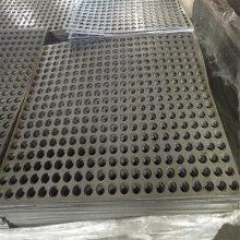 金属网板厂家 室内装饰冲孔网板 防风彩钢冲孔网