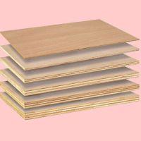 猴牌马六甲家具板富氧净醛多层免漆板儿童房专用