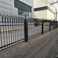 河北省锌钢护栏围栏 围墙栅栏 厂房别墅建筑锌合金护栏厂直销定制