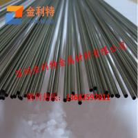 销售304L不锈钢毛细管中山不锈钢精密管