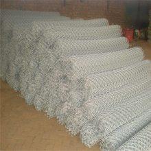 万泰镀锌丝勾花网 山坡菱形铁丝防护网 镀锌勾花网价格
