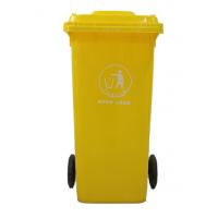 A120L加厚垃圾桶,环卫塑料垃圾桶,赛普塑业厂家