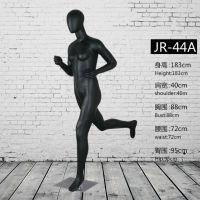 供应抽象头跑步模特道具
