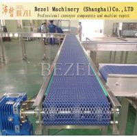 Bezel非标定制网带输送机 食品输送机 果汁饮料输送机