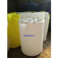 溶药塑料500l加药箱带电机液体搅拌塑料桶港恒加药箱