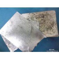 漳州长泰金属锡回收,库存锡原材料回收,报废锡渣回收
