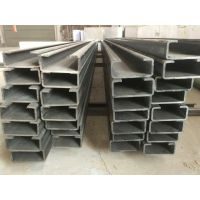 超威Q345B液压升降货梯 工程建筑专用C型钢