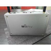 支持HDMI,VGA接口可与投影仪相连的无线互动演示系统