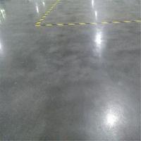 宝安松岗耐磨地面硬化|厂房金刚砂起灰处理|车间旧地面翻新