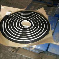 遇水膨胀止水条黑色腻子型止水条膨胀橡胶止水条