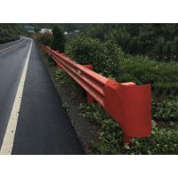 江西Q235防撞栏高速公路波形护栏 Gr-B-4E价格-大楚护栏 13517220070