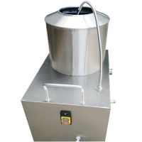 电动清洗土豆去皮机 毛芋清洗脱皮机 薯类磨皮机
