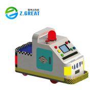 背负牵引式AGV 各类工业AGV整车 搬运机器人 苏州智伟达机器人 可订制