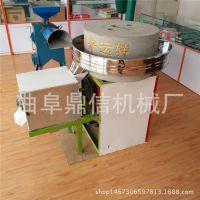 不同直径电动面粉石磨 面粉加工设备 石磨面粉机