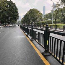 东莞公路广告市政护栏 江门京式交通栏网 茂名路边防撞栏现货