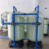 晨兴厂家直销 家用井水防玻璃钢罐 可填充不同滤料过滤悬浮杂质微生物