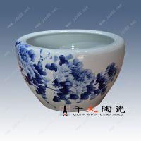 千火陶瓷 养鱼缸陶瓷鱼缸厂家批发