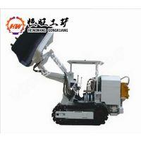 山东恒旺 ZCY系列侧卸装岩机 高性能产品