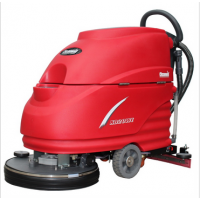 供应全国西北陕西西安苏州克力威电动手推自走式洗地机拖地机