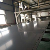 焊接塑料板硬板 pvc焊接板浅灰色pvc塑料板材密度1.6 厚度3mm5mm6mm