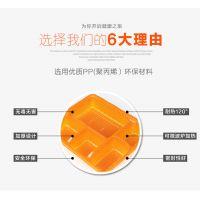 九江供应餐盒 一次性饭盒 一次性橘色餐盒 外卖打包盒