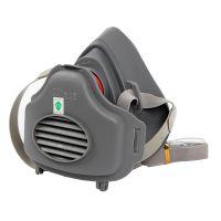 正品保为康3700防尘口罩 粉尘打磨防尘过滤棉防雾霾异味防高效颗粒物面具