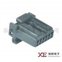 供应优质汽车连接器175507-2国产6芯现货