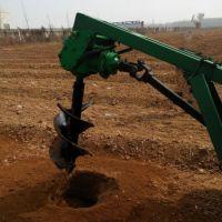 多功能挖坑机能挖多大的坑