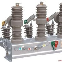 陕西国隆电力ZW32-12G/630-20手动带隔离高压断路器