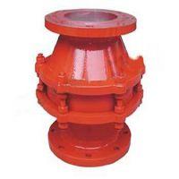 GZW-1阻爆燃型管道阻火器不锈钢阻火器呼吸阀供货厂家直销