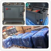 UPS专用30千瓦静音汽油发电机