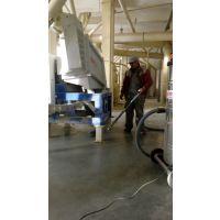颜料混装车间吸尘器WX-3610吸洒落粉尘用威德尔干湿两用吸尘器