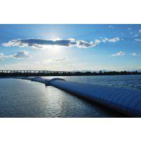 河北昊宇水工H-4.5m橡胶坝按规格定制厂家供应