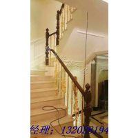 佛山新特家居装饰楼梯栏杆艺术雕花楼梯栏杆酒店装饰铝合金镂空护栏