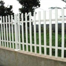 湖南湘西吉首pvc院墙护栏围栏塑钢