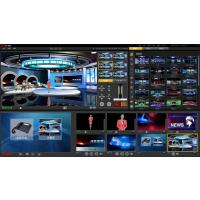 绣歌导播虚拟演播室一体机,型号F4、应用广泛--满足学校及电视台使用特点