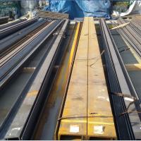 机电工程用S355JR英标槽钢泉州优质供应商 230*75*6.5英国标准槽钢定制