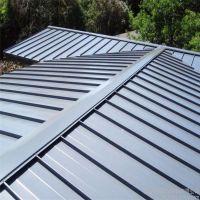 供应江苏 高强铝镁锰屋面系统 铝合金支架防风 大型建筑屋面