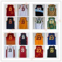詹姆斯骑士球衣 新面料篮球服 复古高中 新面料速卖通货源 齐全款