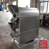 新型瓜子炒货机 大型滚筒式板栗炒货机 电热环保休闲食品加工设备
