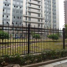 五指山发电厂隔离栏 三亚旅游区园林护栏 临高小区防盗围栏